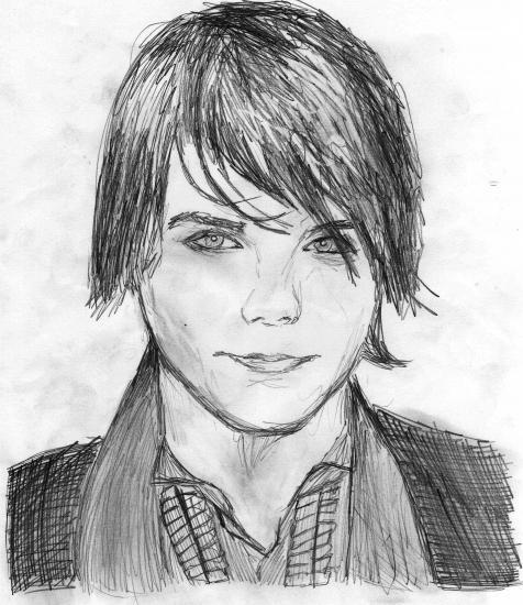 Gerard Way por elysabeth-x